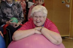 Gymnastik zur Osteoporose-Prävention