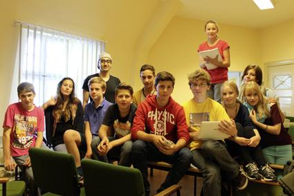 Im Kinder- & Jugendparlament