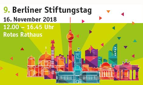 Berliner Stiftungstag 2018